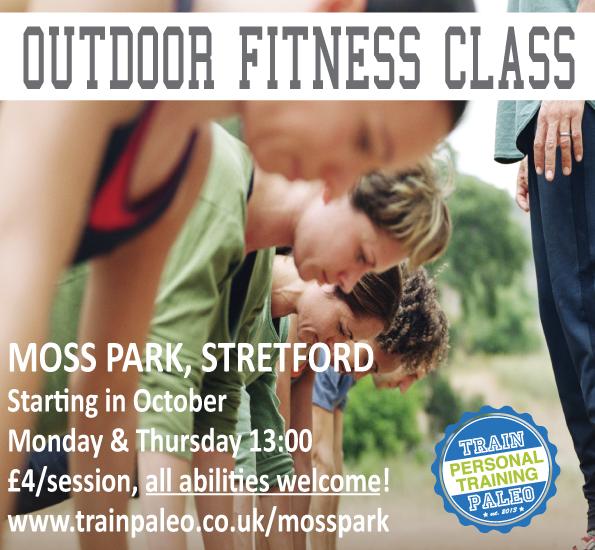 New Bootcamp // Moss Park, Stretford